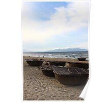 The Paradise Beach III - Hoi An, Vietnam. Poster