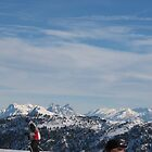 Tirolean Mountains by zahnartz