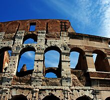 The Colosseum by Renee Hubbard Fine Art Photography