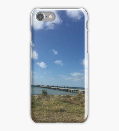 Pier Boardwalk iPhone Case/Skin