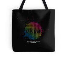 UKYA logo - white text Tote Bag