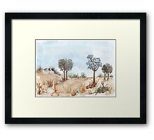 North-West beauty Framed Print