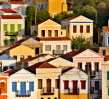 United colors of Kastellorizo Sticker