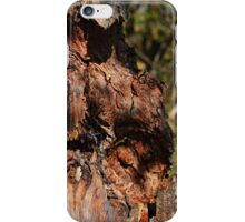 Twelve Parts of a Tree (1) iPhone Case/Skin