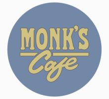 Monk's Cafe by avperth