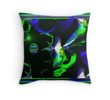 The Fairy Thought of You Supernova Throw Pillow