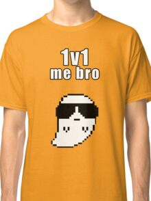 1v1 me bro Classic T-Shirt
