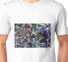 Technicolor Pipes II Unisex T-Shirt