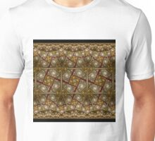 Stained Glass Mural Unisex T-Shirt