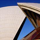 Sydney Opera House   by Gregory  Wynn
