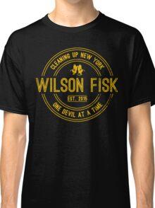 Wilson Fisk & Daredevil Classic T-Shirt