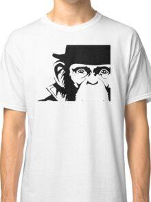 Lancelot Link Chimp Face Classic T-Shirt