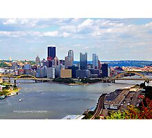 The City of Champions Photographic Print