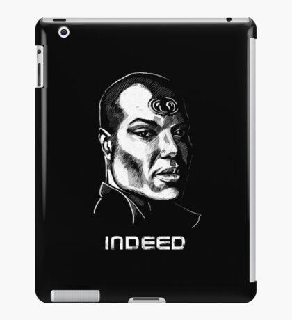Teal'c Stargate iPad Case/Skin