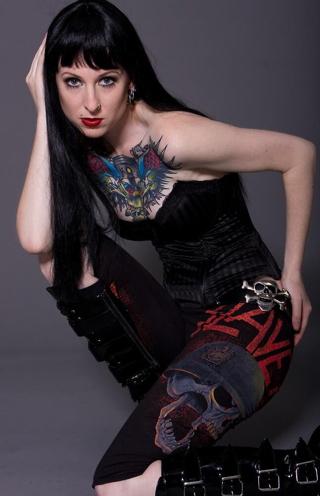 Black Sunshine Clothing 2 by KittyElixir