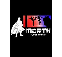 Marth - Just the Tip - Super Smash Bros. Photographic Print