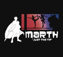 Marth - Just the Tip - Super Smash Bros. by BudokaiGamer