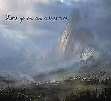 An Adventure by Alecxee