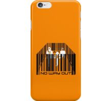 No Way Out iPhone Case/Skin