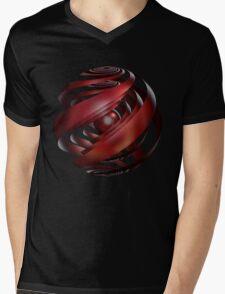 'As the Bubble Turns 2' Mens V-Neck T-Shirt