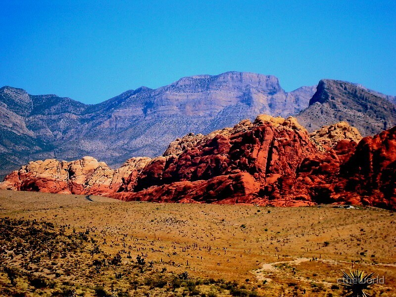 Red Rock Canyon - Nevada ^ by ctheworld