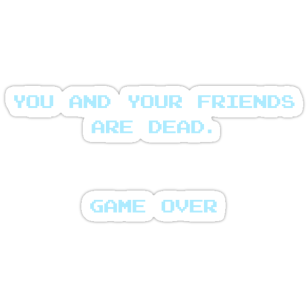 GAME OVER by Paul McClintock