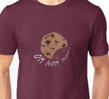 Om Nom Nom! Cookie Unisex T-Shirt
