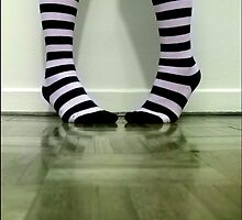 _i like socks by Paola Horevicz