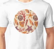 Seashells Unisex T-Shirt