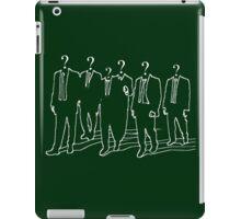 Anonymous iPad Case/Skin