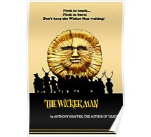 "The Wicker Man ""Vintage Style""  Poster"