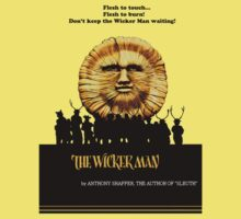"""The Wicker Man """"Vintage Style""""  Kids Clothes"""