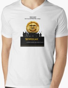 """The Wicker Man """"Vintage Style""""  Mens V-Neck T-Shirt"""