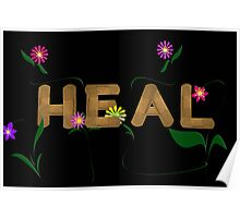 Heal! Poster
