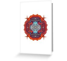 The Void Guardian Greeting Card
