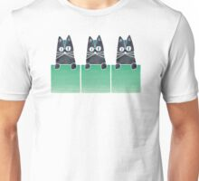 Cats in Boxes Unisex T-Shirt