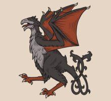 Yi qi the Wyvern by palaeoplushies