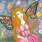 Bubble Dreamer by CiannaRose