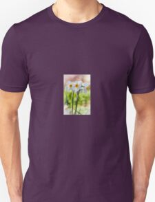 Happy Daffodils  Unisex T-Shirt