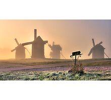 Through the fog centuries Photographic Print