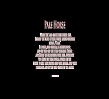 Pale Horse, When the Lamb broke the Fourth Seal, Four Horsemen of the Apocalypse by TOM HILL - Designer