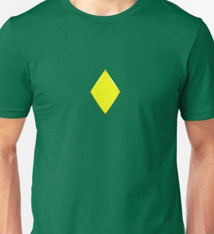 Yellow Diamond Unisex T-Shirt