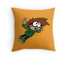 Kay Three - Pillow Throw Pillow