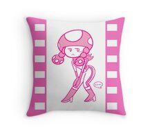 200cc Cutie - Pillow Throw Pillow