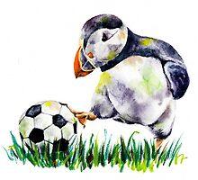 Football by AnnaShell