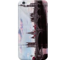 Vintage London iPhone Case/Skin