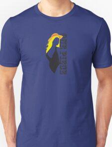 one piece swimsuit !!!! :P Unisex T-Shirt