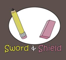 "My Sword and Shield by Holden ""Dan"" Mitchell"