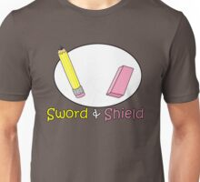 My Sword and Shield Unisex T-Shirt