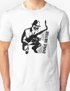Duke Silver - Parks And Recreation - Ron Swanson T-Shirt